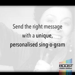 Sing 'O Gram